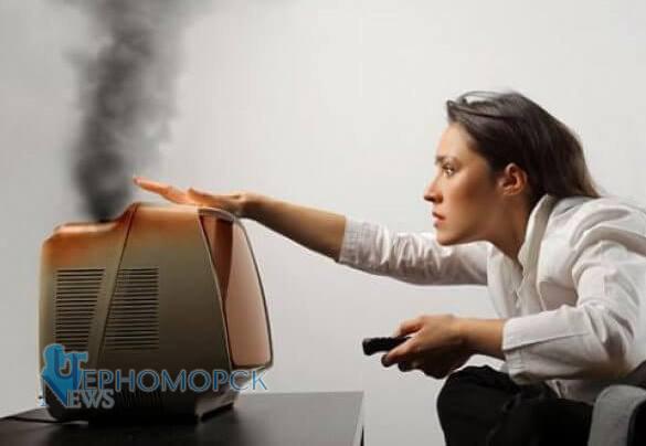 Если сгорела бытовая техника в доме в кружевном белье дают